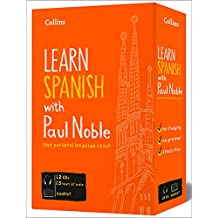 Learn Spanish with Paul Noble – Complete Course: Spanish made easy with your personal language coach