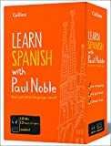 Learn Spanish with Paul Noble – Complete Course: Spanish made easy with your bestselling personal language coach (Collins Easy Learning)