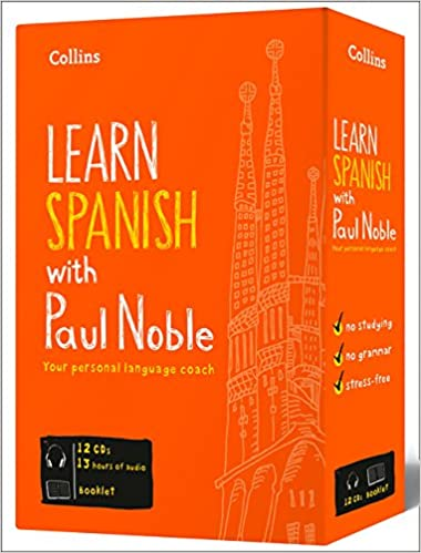 Learn Spanish with Paul Noble: Paul Noble: 9780007363971
