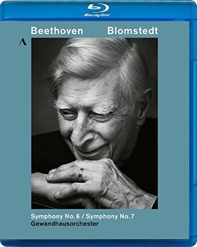 Beethoven: Symphonies 6 & 7 (Blu-ray)
