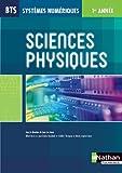 Sciences Physiques BTS Systèmes Numériques 1ère année