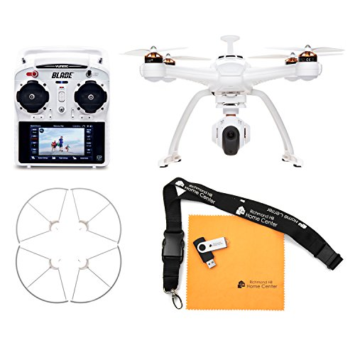 Blade Chroma Flight-Ready Drone with Stabilized C-GO3 4K Camera, ST-10+...