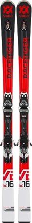 VÖLKL RACETIGER RC Black Ski 2019 inkl. VMOTION 10 GW Black/White