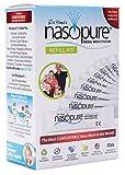 Nasopure Refill 40 Buffered Neti Pot Salt Packets. 3.75g Wt