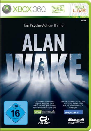 Alan Wake [Importación alemana]: Amazon.es: Videojuegos