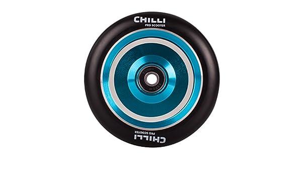 Chilli Turbo Roue Noir//Noir 110 mm