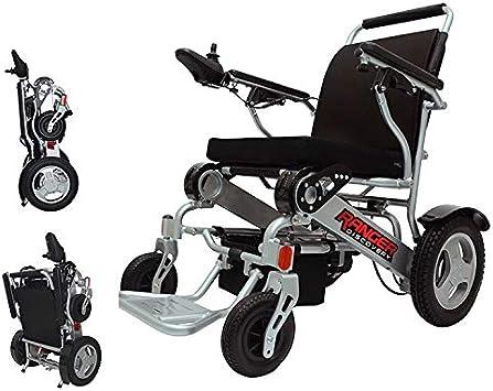 Amazon.com: Porto Mobility Ranger silla de ruedas eléctrica ...