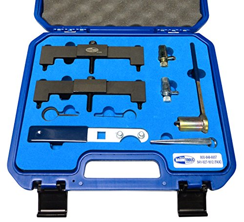 (Baum Tools B4980 Jaguar and Land Rover V8 Engine Timing Kit)