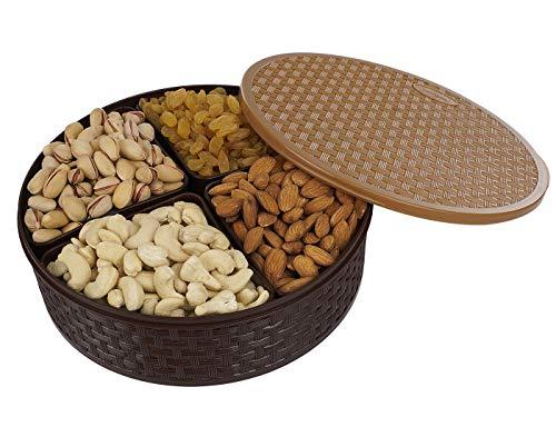 Shivram Peshawari & Bros Diwali Special Dry Fruit Gift Pack 800 Grams Assorted Dry Fruits