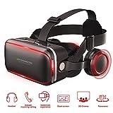 Pansonite 3D VR Headset Virtual Reality Glasses Panoramic...