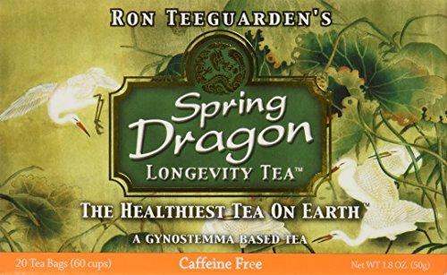 Dragon Herbs Spring Longevity Caffeine product image