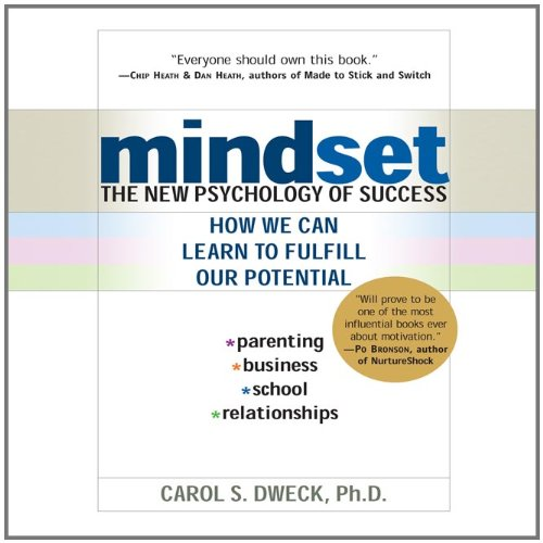 Mindset Psychology Carol S Dweck product image