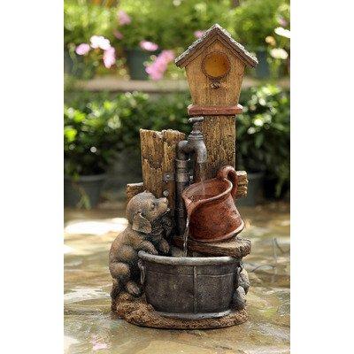 Jeco Birdhouse and Dog Indoor/Outdoor ()