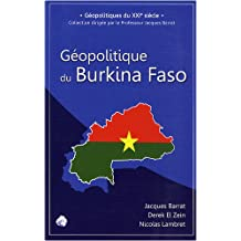 Géopolitique du Burkina Faso