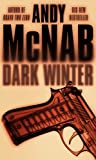 Front cover for the book Dark Winter by Andy McNab