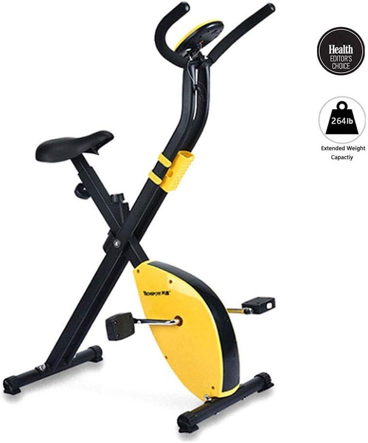 BH Bicicleta estática de Interior Bicicleta de Spinning Bicicleta de Adelgazamiento para Adelgazar en casa Equipo de acondicionamiento físico Plegable y portátil: Amazon.es: Deportes y aire libre