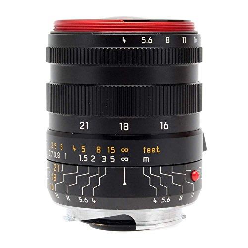 Leica 16 18 21Mm F 4 0 M Tri Elmar Aspherical Manual Focus Lens  11626