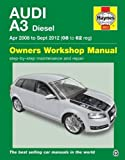 Audi A3 (Apr '08 - Sept '12) 08 To 62
