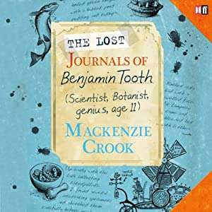 The Lost Journals of Benjamin Tooth Audiobook