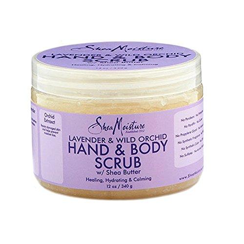 Lavender Body Scrub Recipe