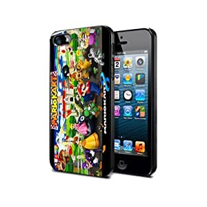 Case Cover Silicone Iphone 5 5s Mario Kart 8 Mk802 Game Protection Design wangjiang maoyi