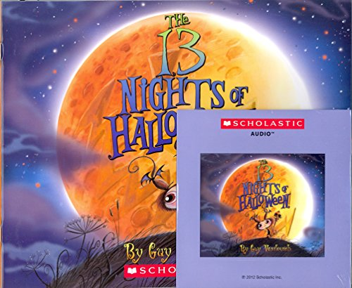 The 13 Nights of Halloween Book and CD
