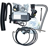 Drivworld AIR 2KW 12V gasoline parking heater with Rotary controller for Car camping or coach ect. (AIR 2KW 12V gasoline)