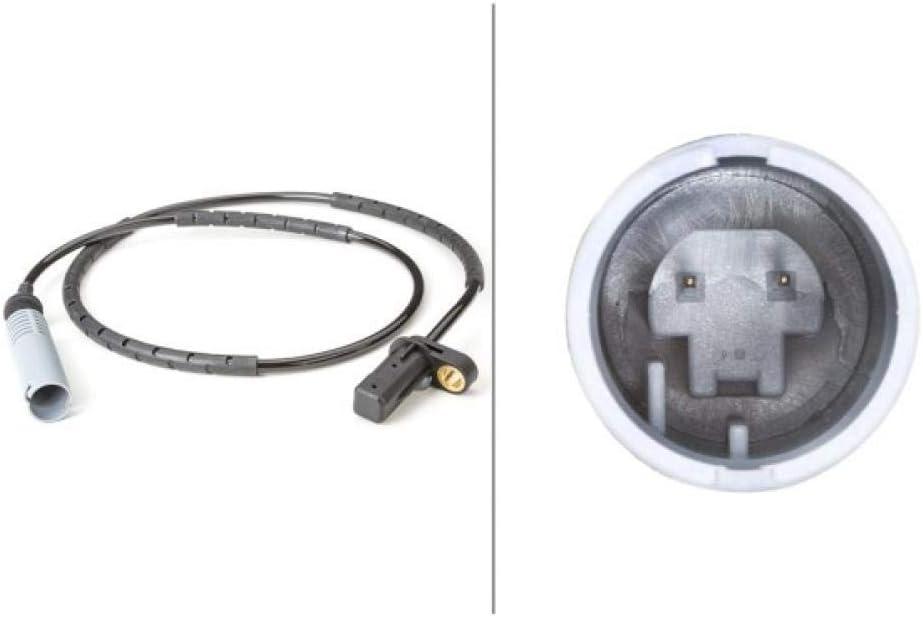 Hella 6pu 012 039 751 Sensor For Wheel Speed Auto