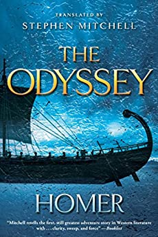 The Odyssey: (The Stephen Mitchell Translation) by [Homer]