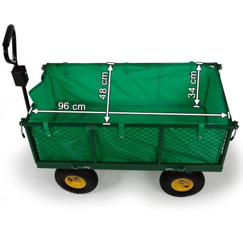 TecTake-Chariot-de-transport-jardin-remorque–main-Charrette–bras-Chariot-a-bras-550kg-voiturette-voiture