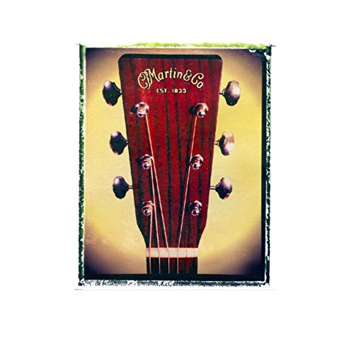 martin-acoustic-guitar-art-print-guitar-art-music-gift-idea-music-theme