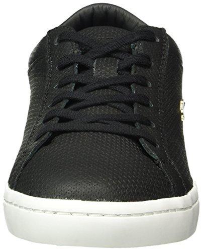 Straightset blk 316 Mujer 024 Lacoste Zapatillas Negro 3 1xpBZCCwq
