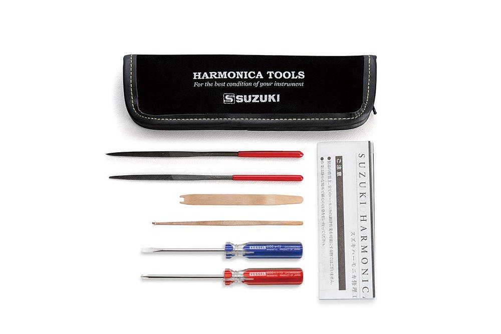 Harmonica Suzuki HRT Kit de réparation