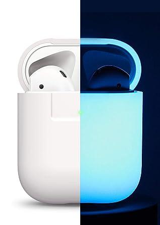 Amazon.com: elago estuche para auriculares AirPods de ...
