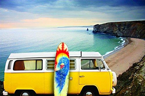 Design With Vinyl Color 166 Woodstock Hippie Truck Living...