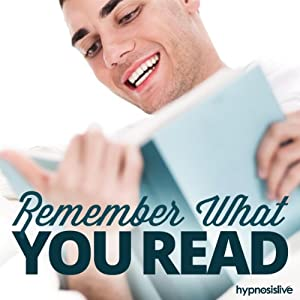 Remember What You Read Hypnosis Speech