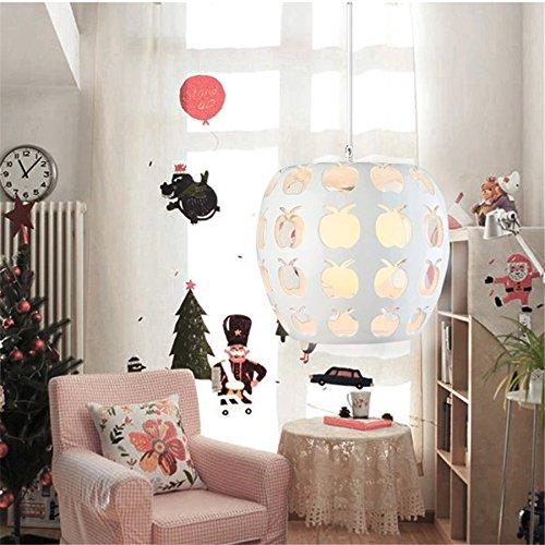 ZQ Comedor minimalista moderna creativa lámpara de resina , white ...
