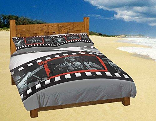 Edredon Bob Marley.Lazy Days Reversible Duvet Bob Marley King Size