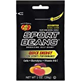Jelly Belly Sport Beans Assorted Flavors 1oz - 24 Packs