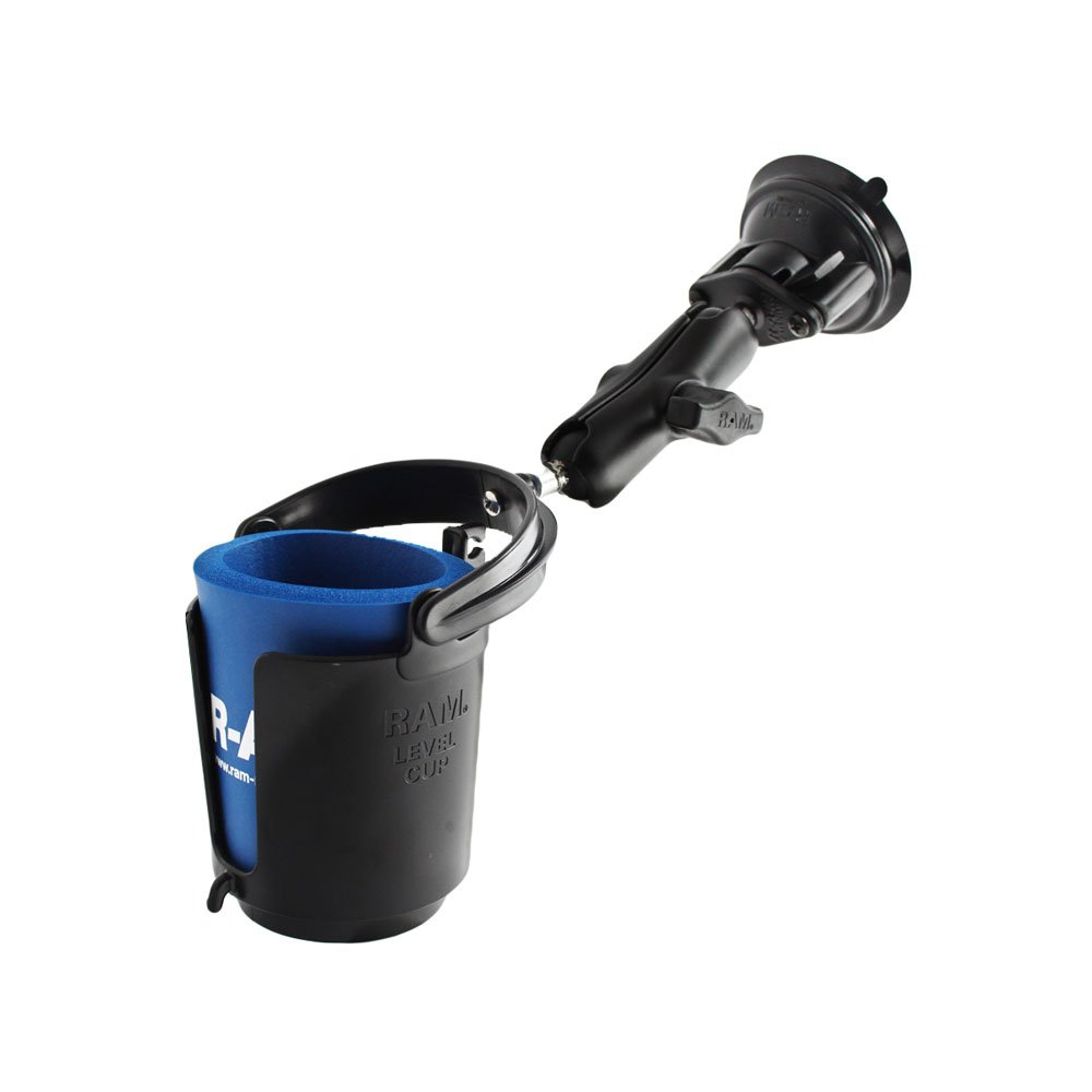 Ram Mount Drink Cup Holder W/ Suction Base