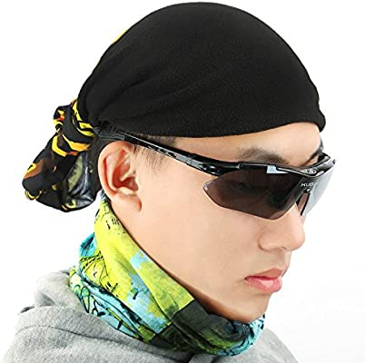 Deporte al aire libre sin fisuras pañuelo Liroyal Headwrap ...