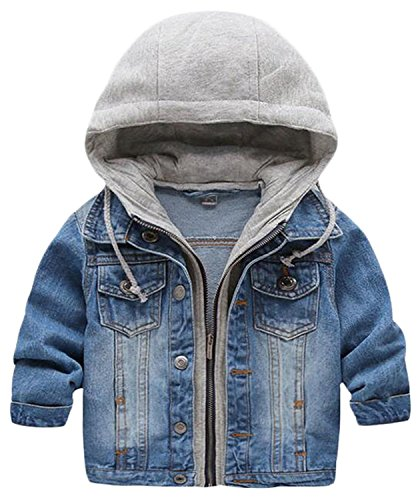 Jeans Coat - 3
