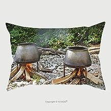 Custom Microfiber Pillowcase Protector Yarn Dyeing Cauldron 402795604 Pillow Case Covers Decorative