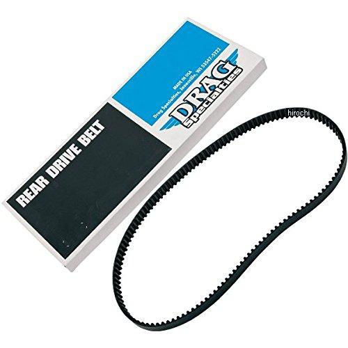 DRAG リア ドライブ ベルト 1.5インチ(38mm) 132T 40023-86 1204-0046   B01LWPGSFU