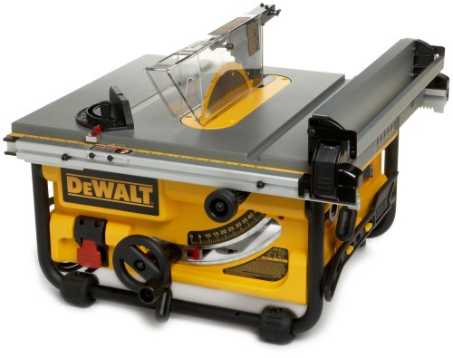 DEWALT DW745 Compact Table Saw with 20-Inch Rip Capacity