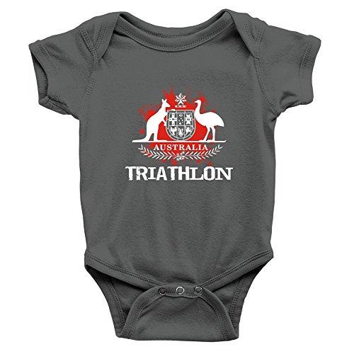 Teeburon Australia Triathlon Blood Baby - Triathlon Australia Suits