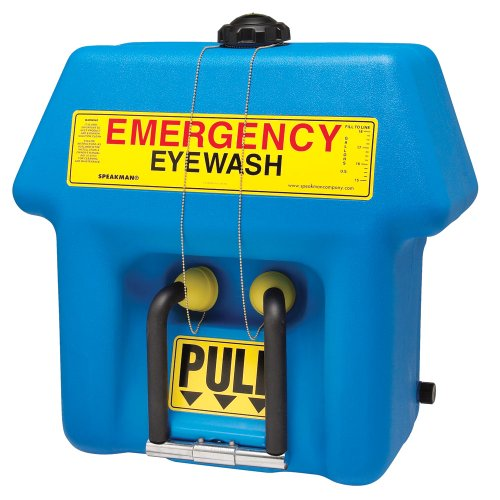 Speakman GravityFlo 21 Gallon Portable Eyewash by Speakman