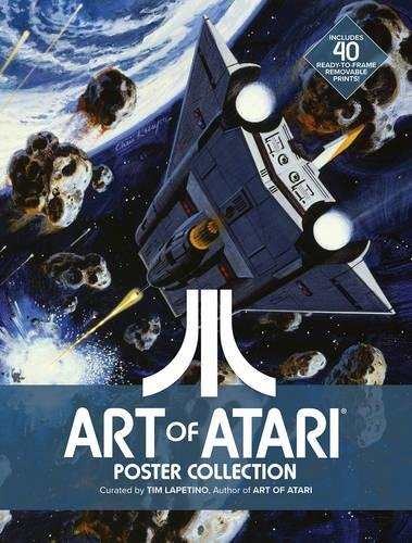Art of Atari Poster Book