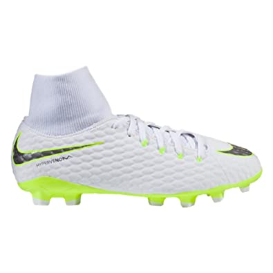 Image Unavailable. Image not available for. Color  Nike JR Hypervenom  Phantom 3 Academy DF ... eca6666d58