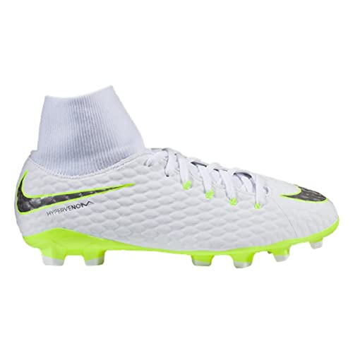 Image Unavailable. Image not available for. Color  Nike JR Hypervenom  Phantom 3 Academy DF FG ... 9c15520fe35f1
